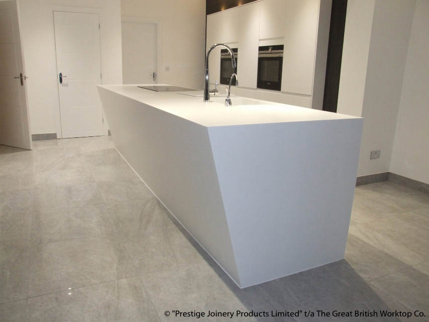 Fabricated by The Great British Worktop Co.