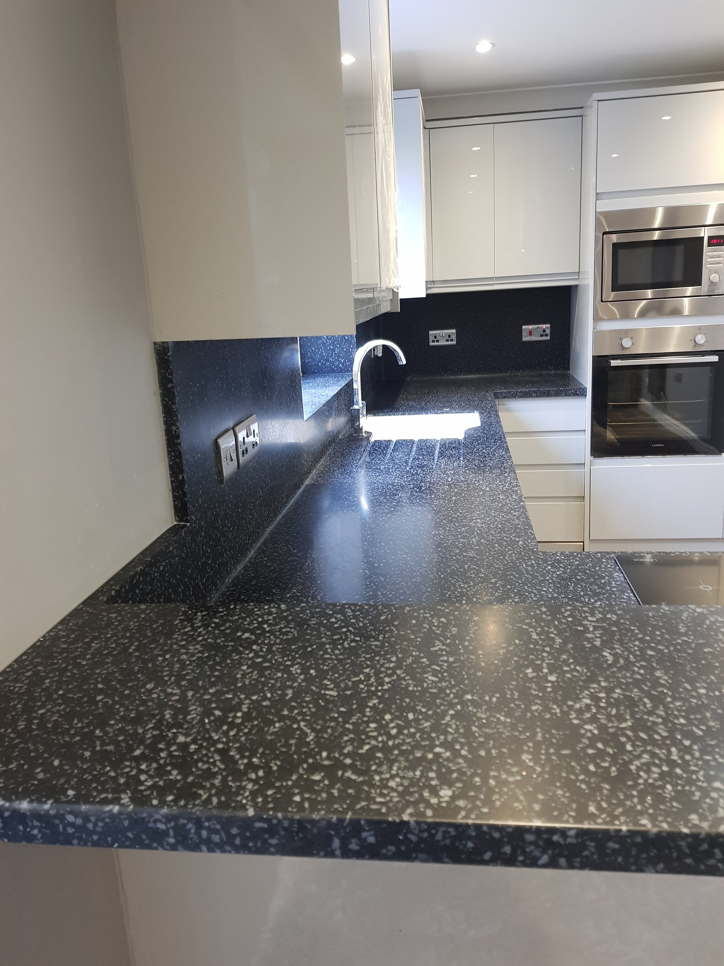 Fabricated by L&B Solid Surfaces