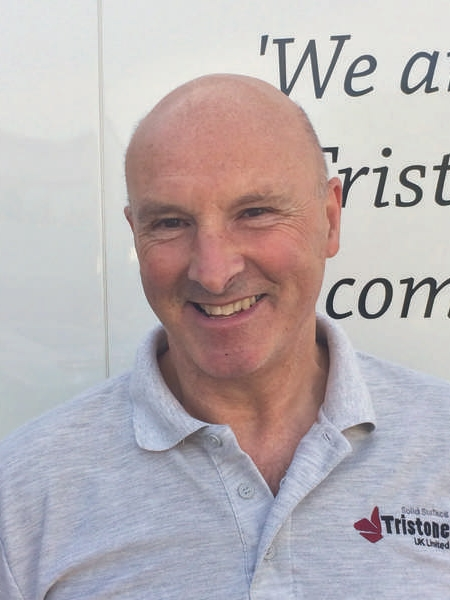 Richard Catterall - Warehouse Manager // Delivery Driver // Fabrication TrainerRichie is the second longest serving member of the Tristone UK Team. Rumour has it, he has a great singing voice, but we have not been able to prove it.technical@tristoneuk.com