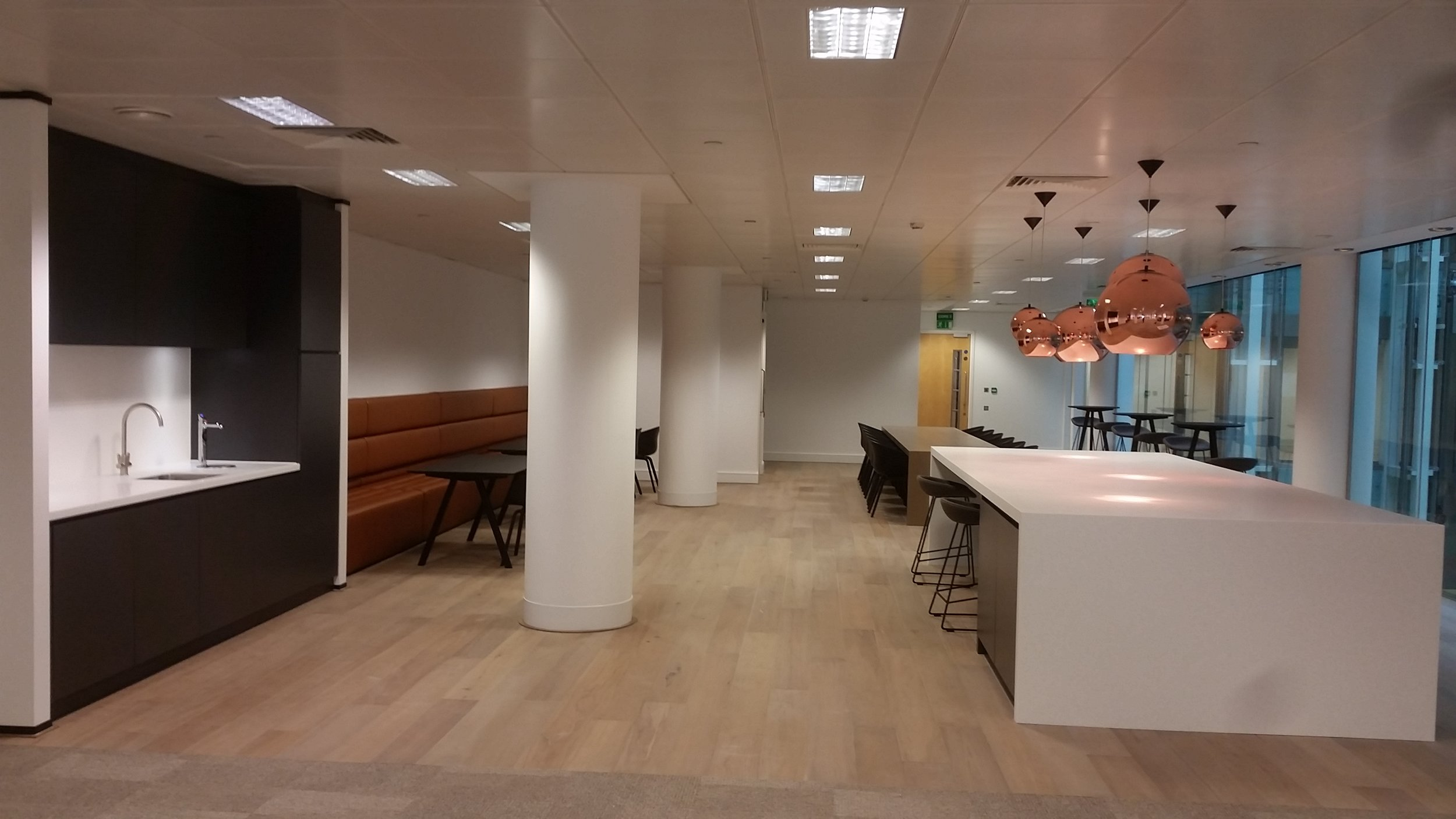 Commercial Office Space - Lebara Offices, London