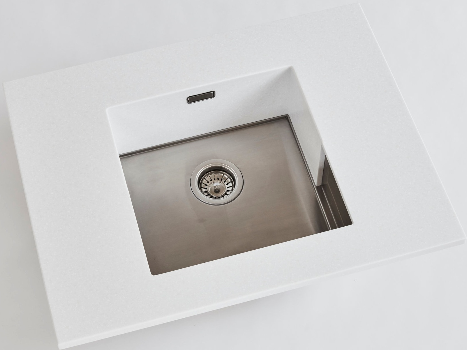 Introducing: SYNCRO - INLAY STAINLESS STEEL SINKS