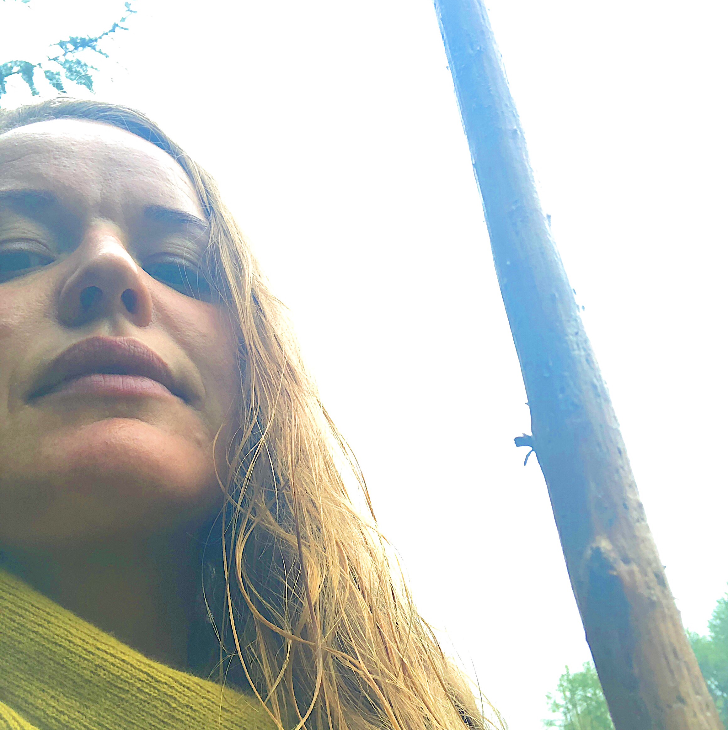 Hvad jeg lærte om at lytte til min krop i skovens dybe stille mørke
