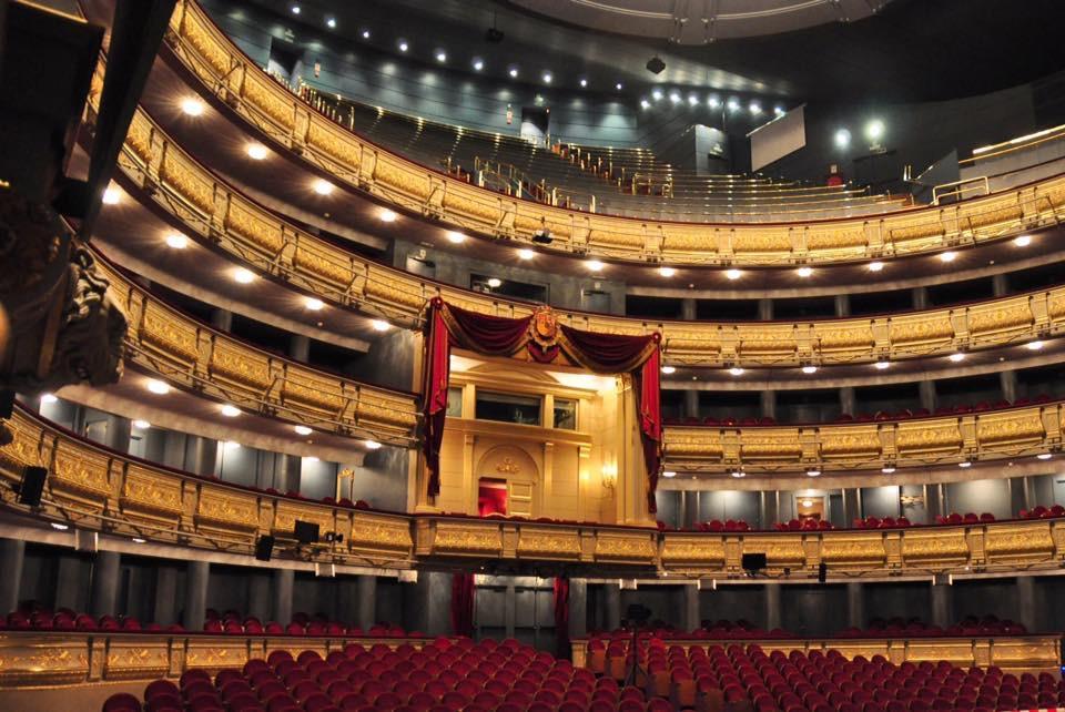 Teatro Real - Madrid, Spain.