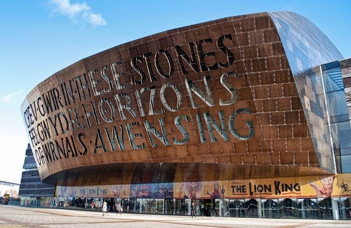 wales millennium centre - Cardiff, Wales