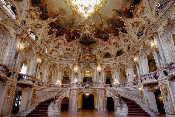 Staatstheatre Wiesbaden - Wiesbaden, Germany