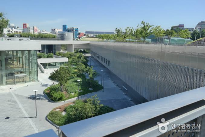 Asian Cultural centre - Gwangju, South Korea