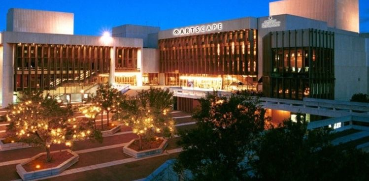 artscape Theatre Centre - Cape Town, South Africa
