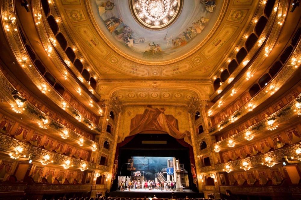 Teatro Cólon - Buenos Aires, Argentina.