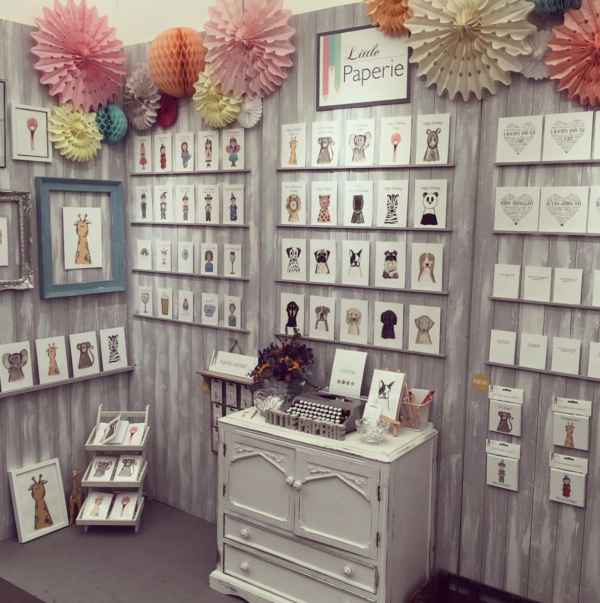 Stationery Event Derbyshire