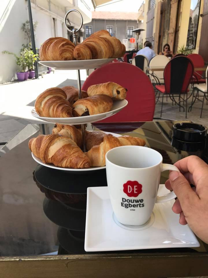 le frenchie limassol breakfast