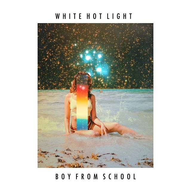 We are so proud to present to you the cover art and track listing for our first full-length album, White Hot Light, out on August 17th! You can now pre-order it on Bandcamp (link in bio!) and when you do you'll get to download a song that no one's even heard yet! Blam. ! ✨ ✨  These songs are about late night walks, distinguishing dreams from reality, and hanging on to the things and people we love while letting go of self-doubt and moving forward. ✨ ✨  Some of these songs will be familiar to people that have come to shows over the past couple of years, but many of these are new even to us and we're so excited for you to hear them. We hope you'll join us on August 17 for our album release show at the @pyramidschemegr ! ! . ✨ ✨  Cover art by @the_real_theory 🙏🙏