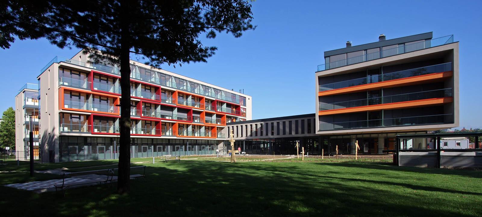 CENTER FOR ELDELRY TRNOVO IN LJUBLJANA  October 2009