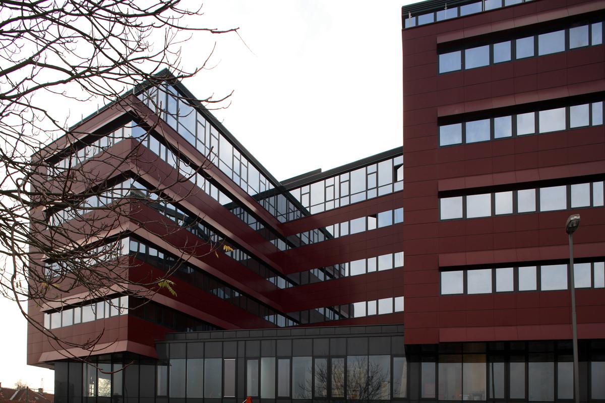 OFFICE BUILDING MASARYKOVA F2  2007
