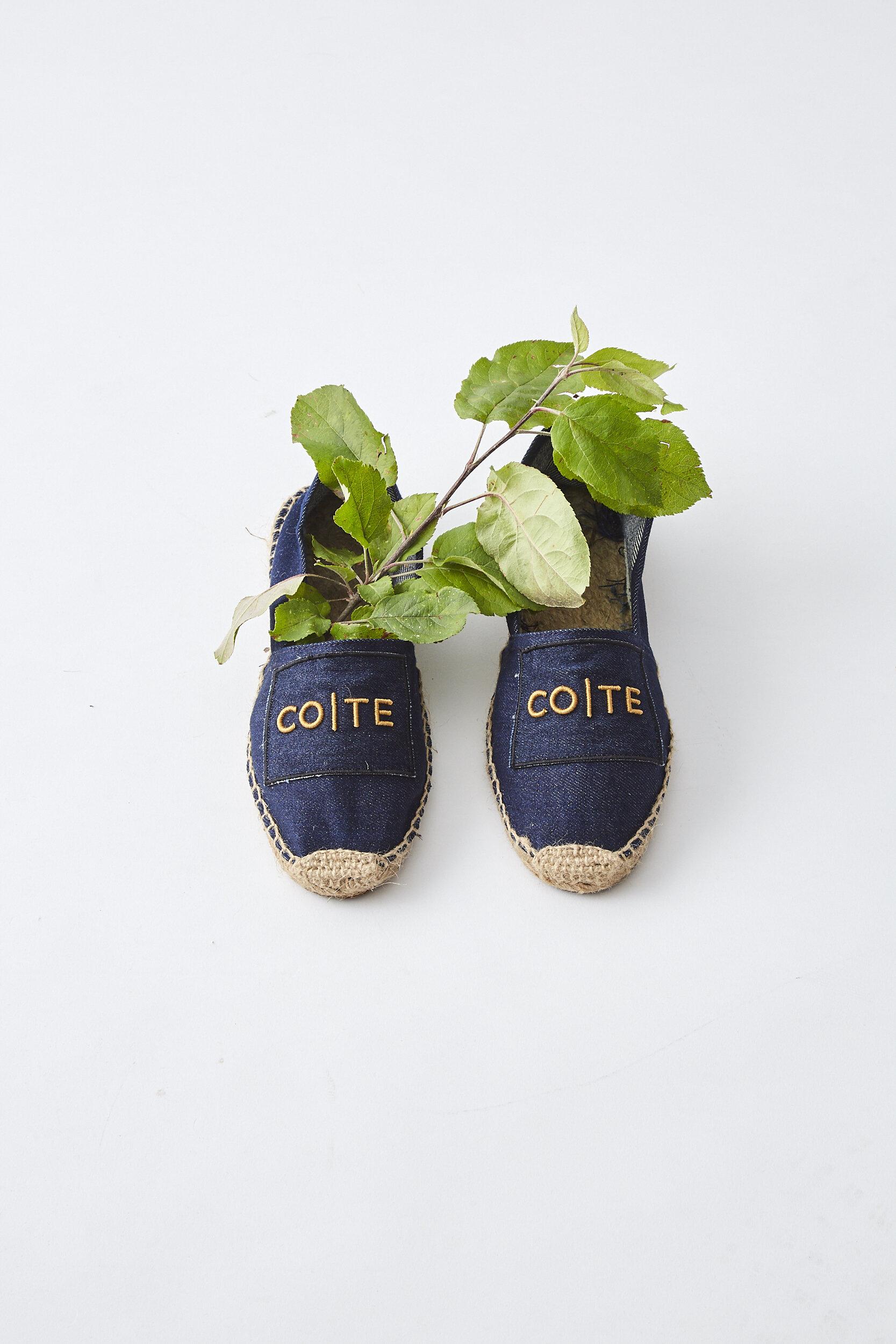 COTE SS2020 Shoes
