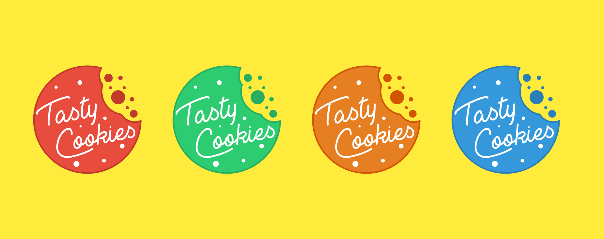 Get Cookie Logo Design