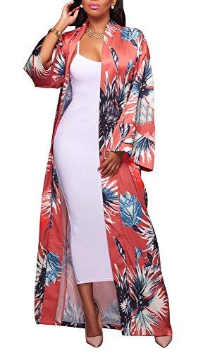 Floral Dress Coat