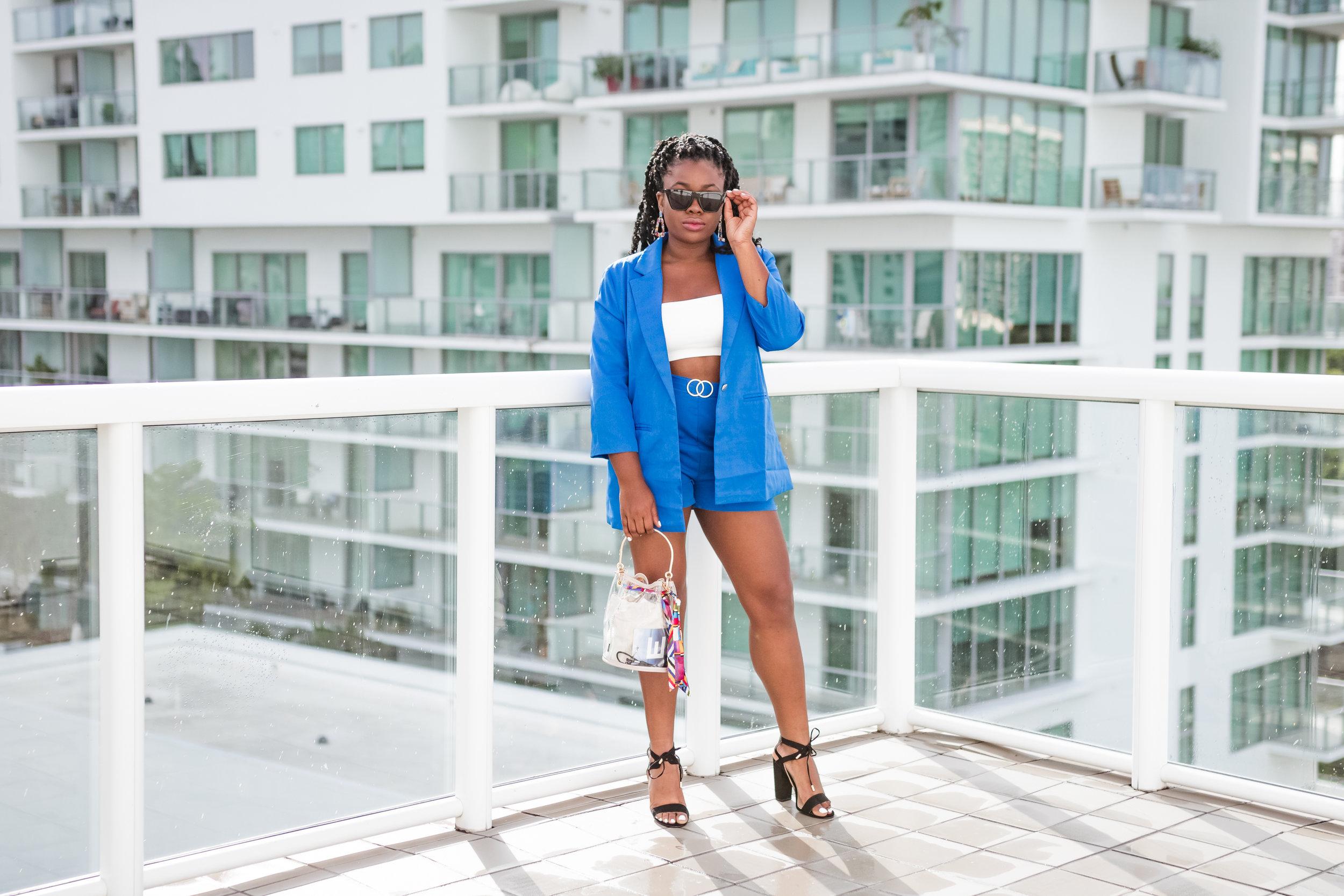 summer suit - Kay Elle
