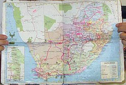 From Townhouses to Townships; from Shacks to Millionaires; from Pensioners to Students; from the ANC Youth League to the AWB -
