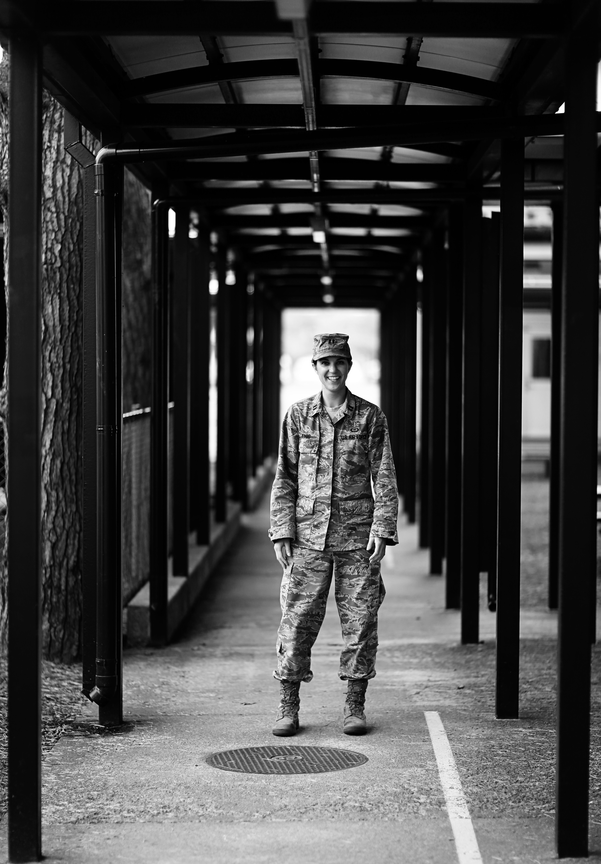29. Does it matter that you are a female? If yes, why/what?It does! I believe in strength in diversity whether that be by gender, socioeconomic background, ethnicity, etc. The military is male dominated, but the more diverse we can become, I think the stronger we will become. -