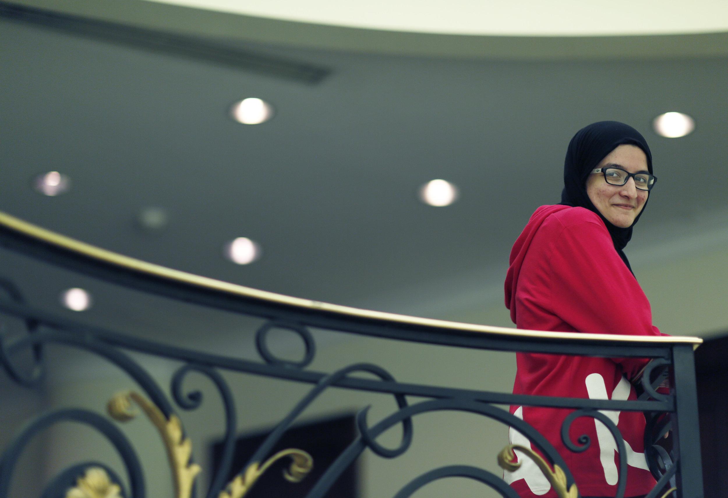 Student, Chemical Engineering, Manama, Bahrain — WOW Woman