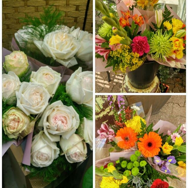 #lavioletteflowers #superblowoutsale #everydayflowers come in and see how we can beautify your world with fresh cut flowers!  #roses #gerberadaisies #spoilyourself #lovingit‼️