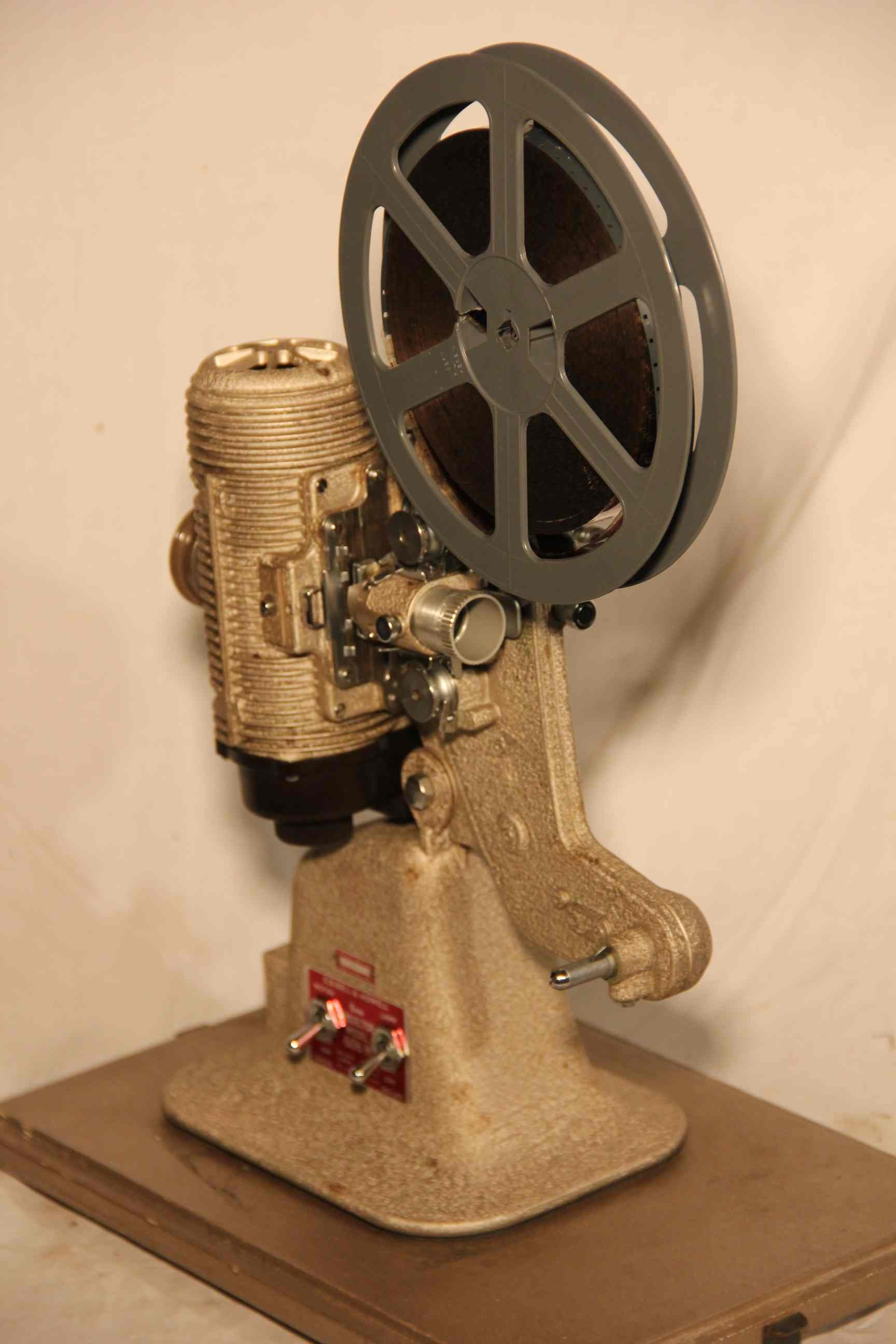 Film & Slide Projectors