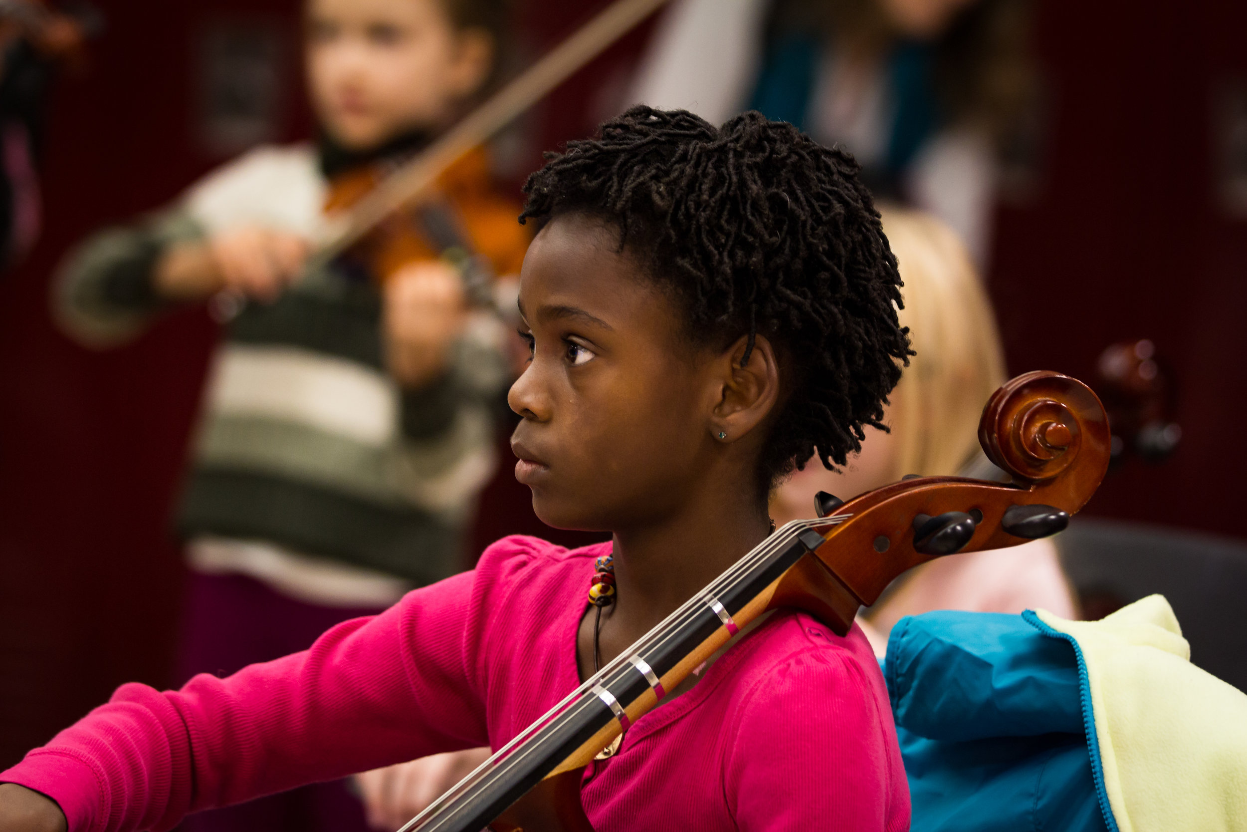 It's all for the children   Ypsilanti Youth Orchestra    Learn More   Contribute