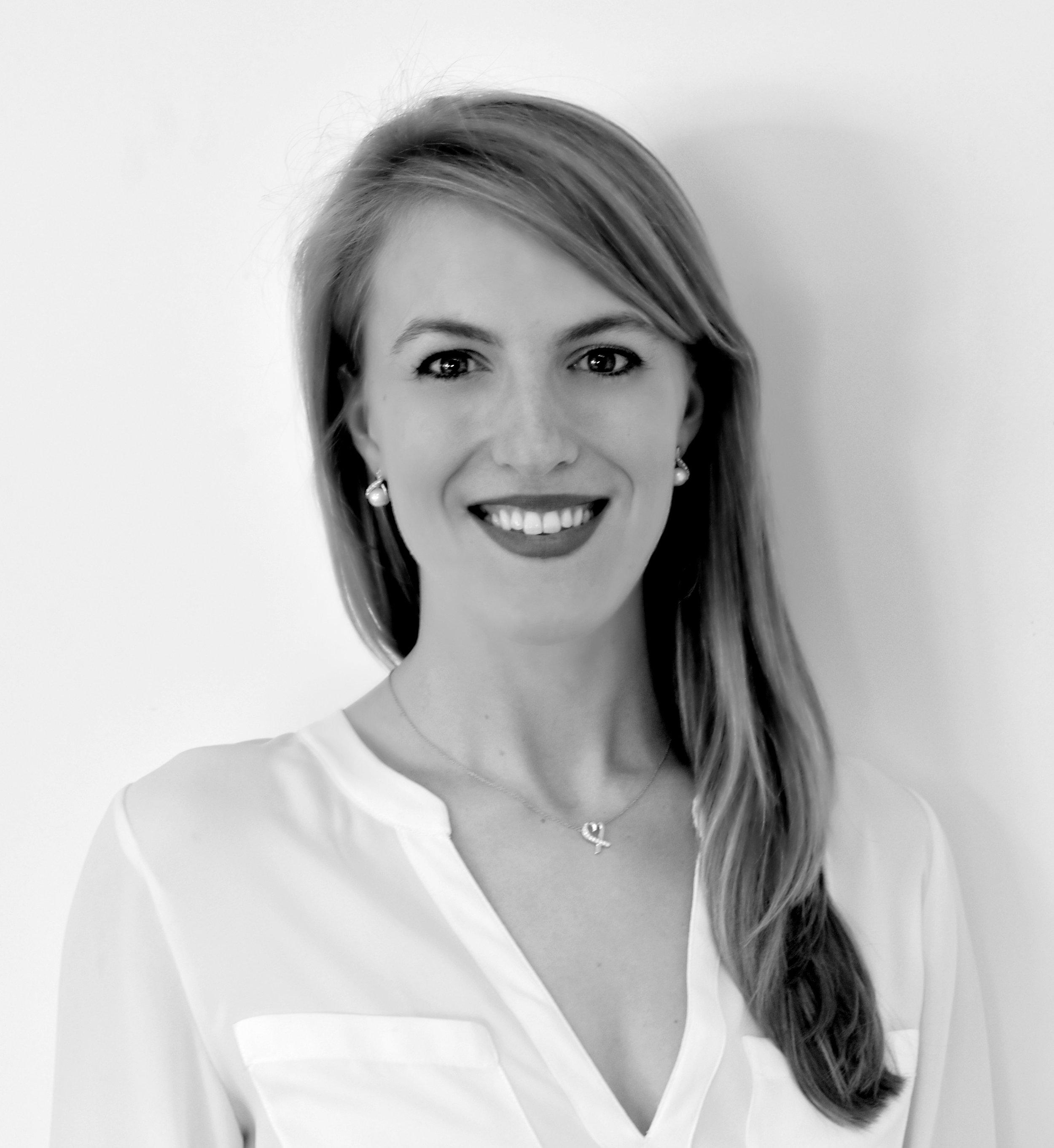 Caroline Milne  -  Marketing and Communications Director