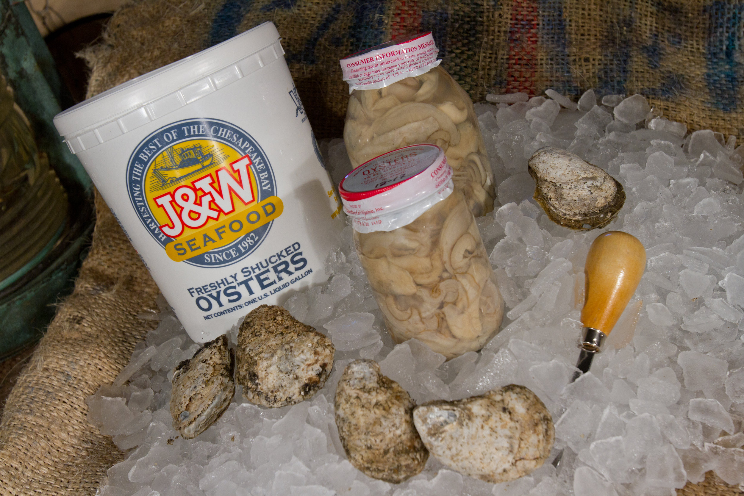 Oysters - Oysters are our business - how can we help?