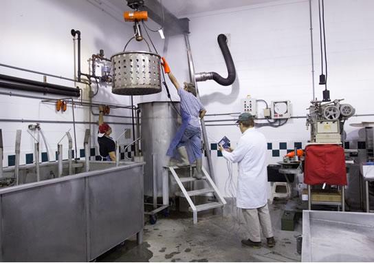 J&W Seafood Pasteurization Facility