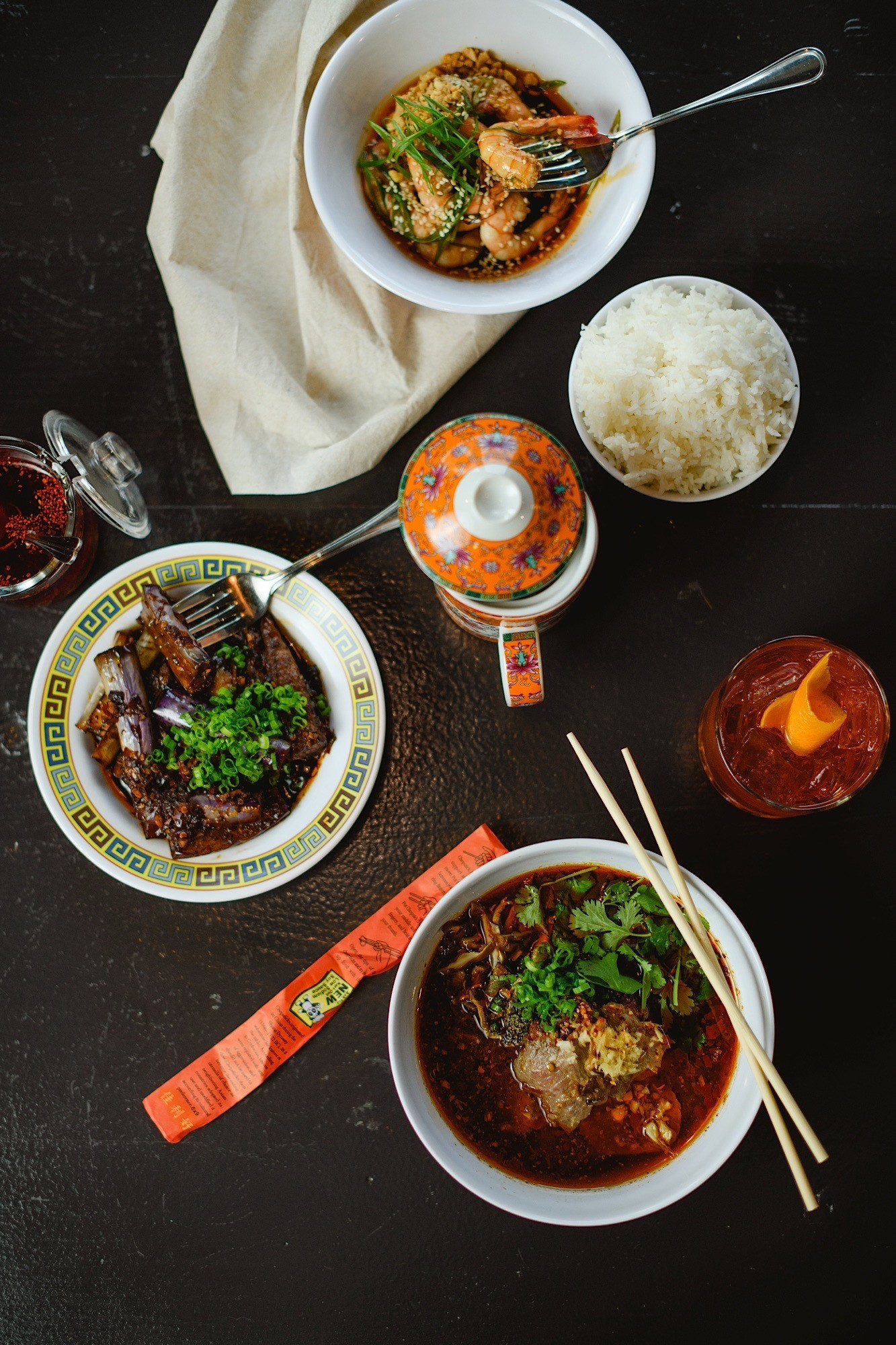 """James Islanders luck out with Kwei Fei's unlikely arrival and bold flavors"" - -Vanessa Wolf, Charleston City Paper"