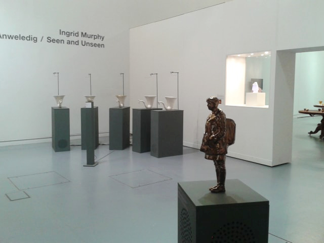 Seen and unseen by Ingrid Murphy @ Aberystwyth Arts Centre