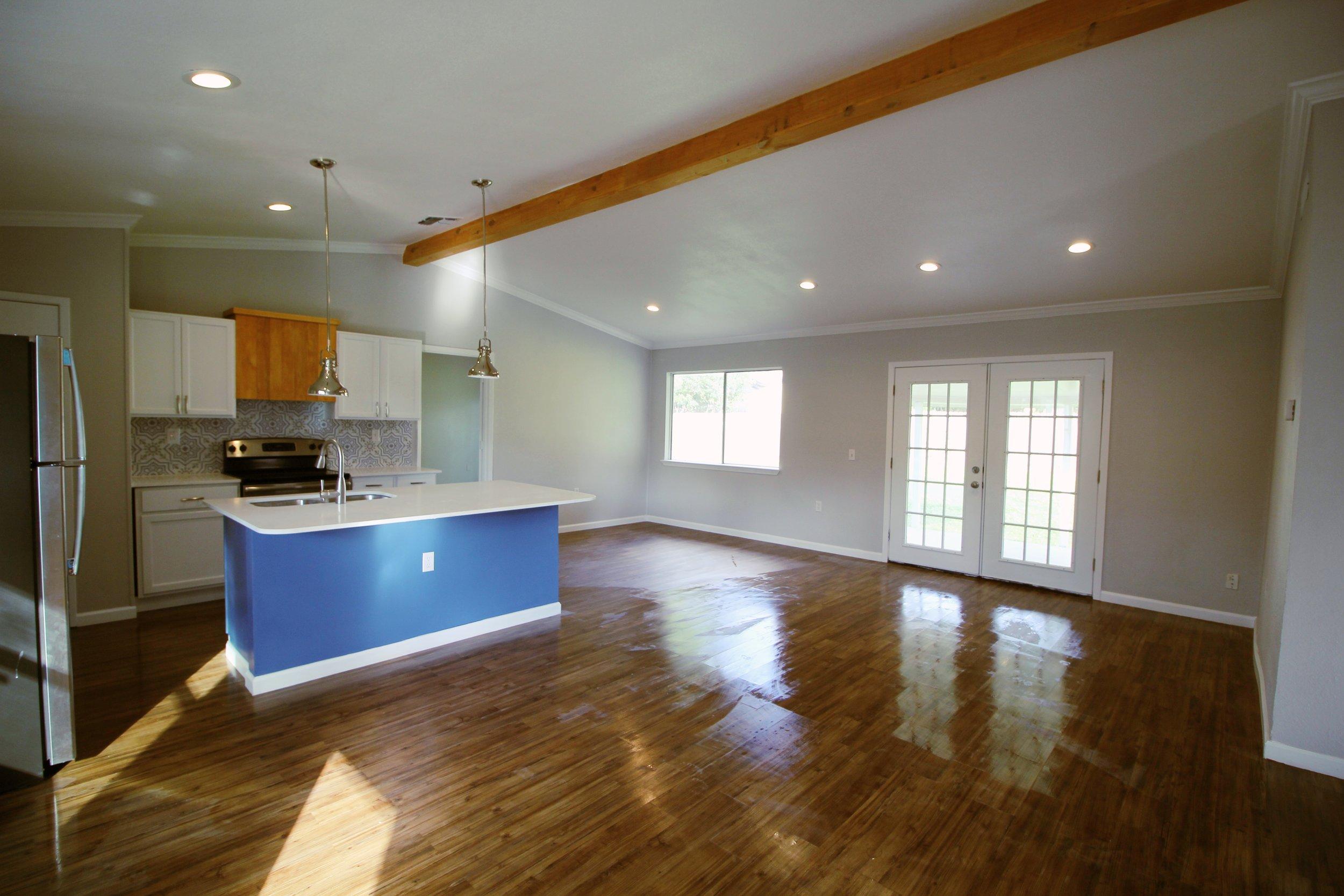 rental property remodel