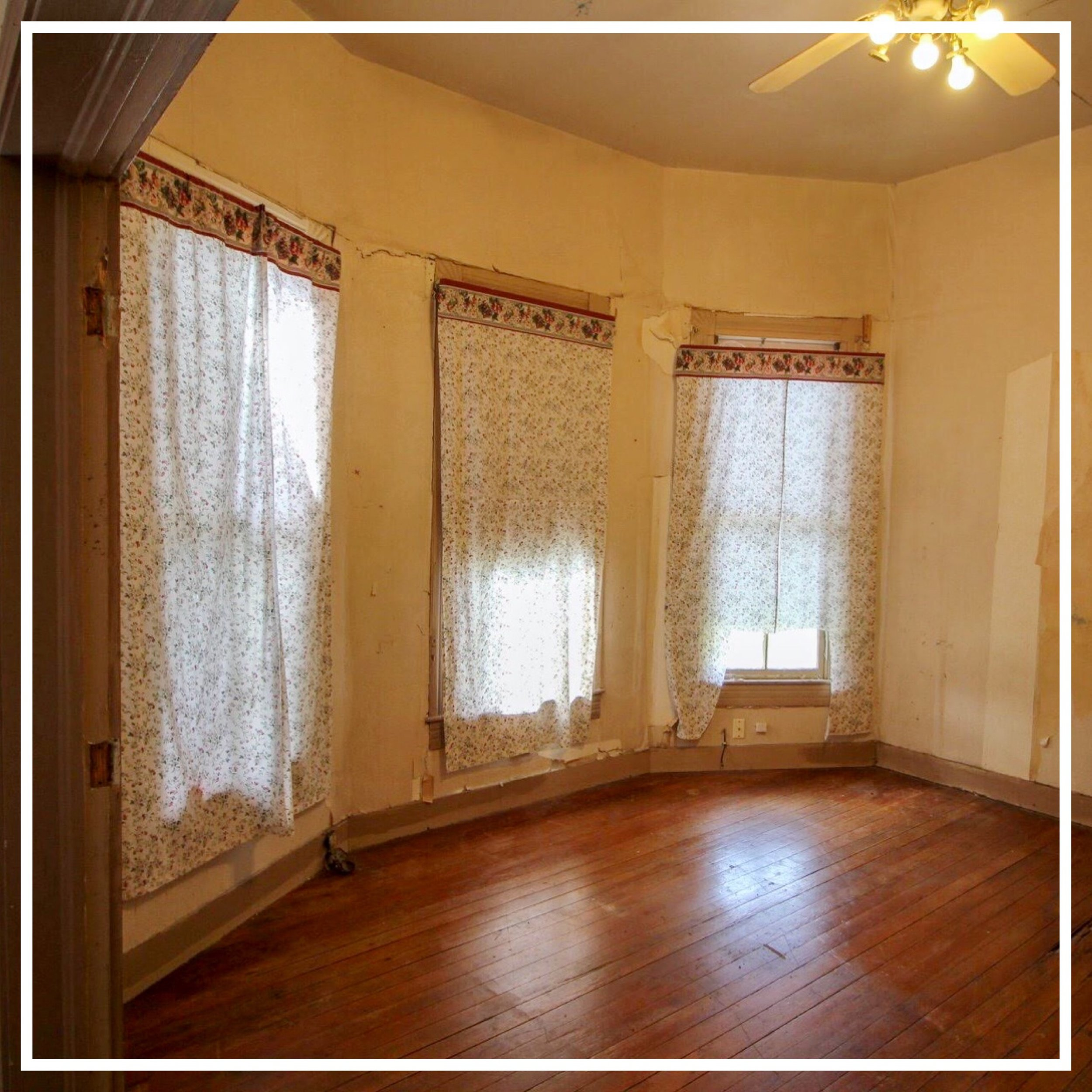 interior before photo