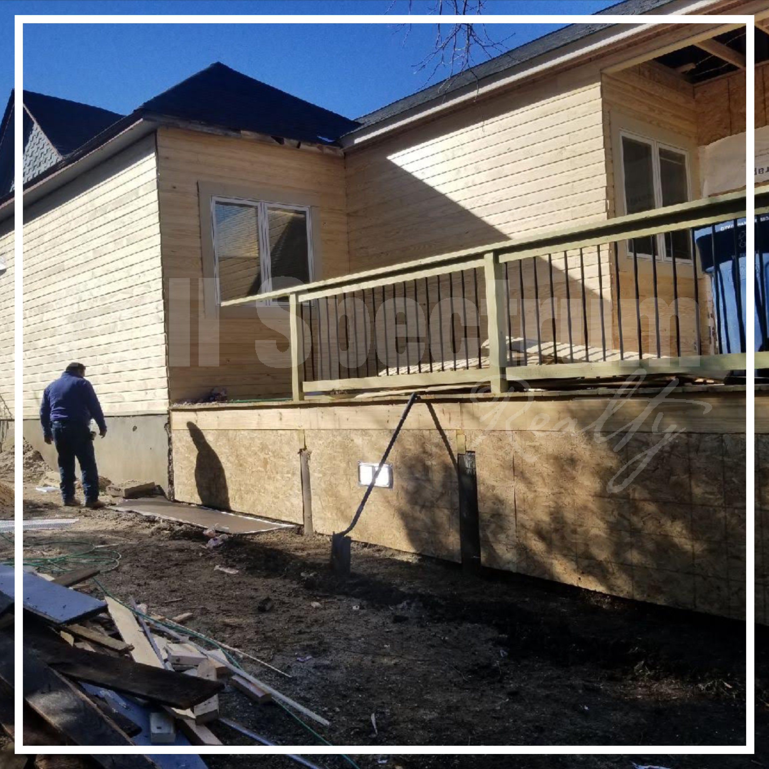 replacing siding