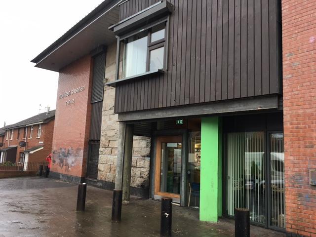 ALBERT ST - EI SCHEMES - 3 Projects in West Belfast to Address ASB