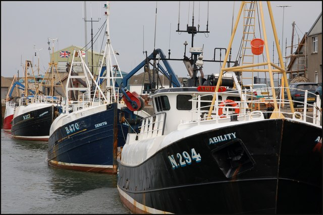 European fisheries fund - Local  Development FLAG Funding for NI