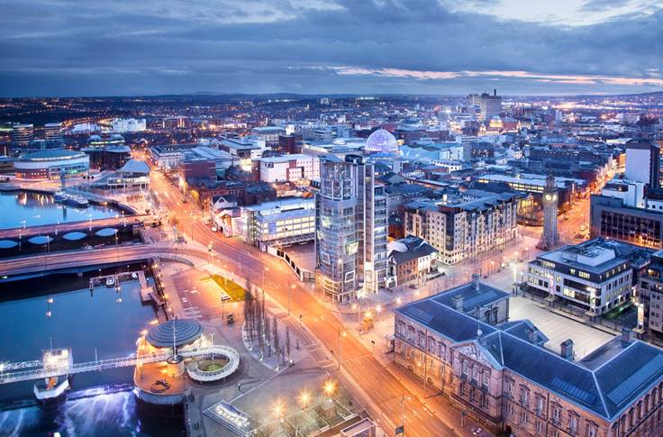 Based in Belfast, McGarry Consulting work across the UK & Ireland