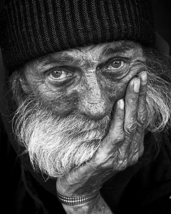 helping older people -