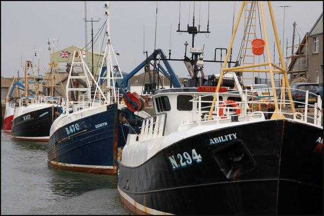 EUROPEAN FISHERIES FUNDING - FLAG Funding for Local Fishing Communities