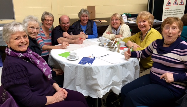 OLDER PEOPLE EVENTS & CONSULTATIONS - Managing & Facilitating Events for 500 Older People