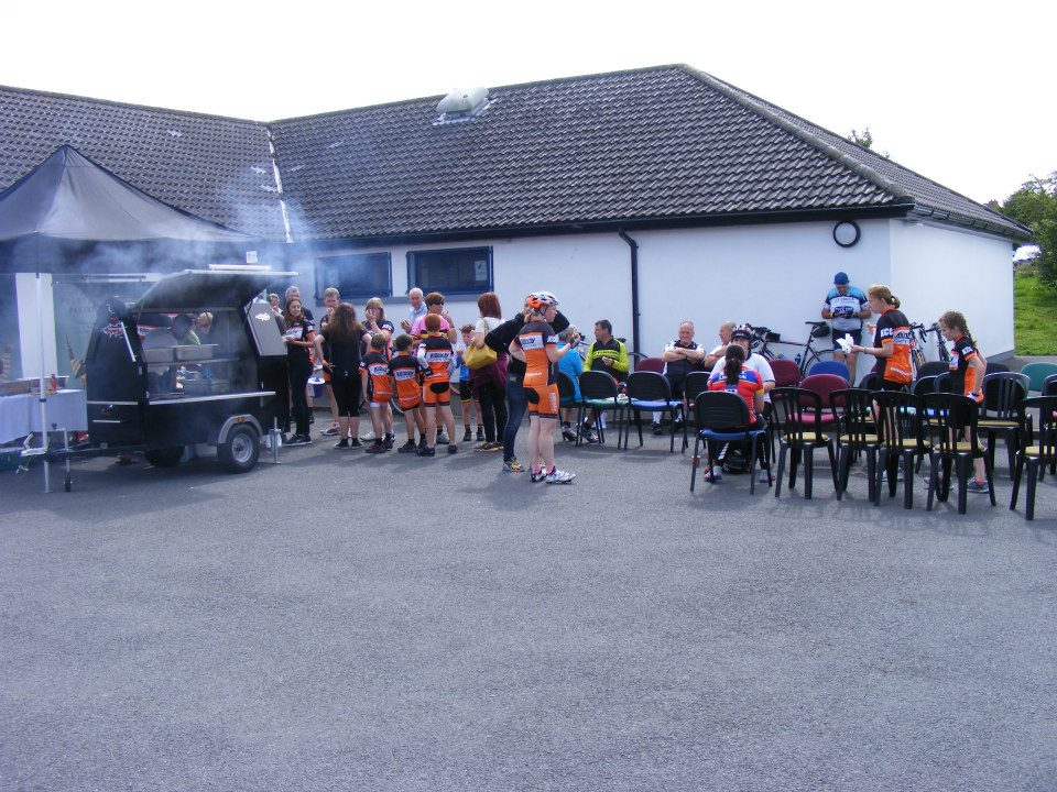 KILLINCHY VILLAGE PLAN - Photo c/o Killinchy Cycling Club