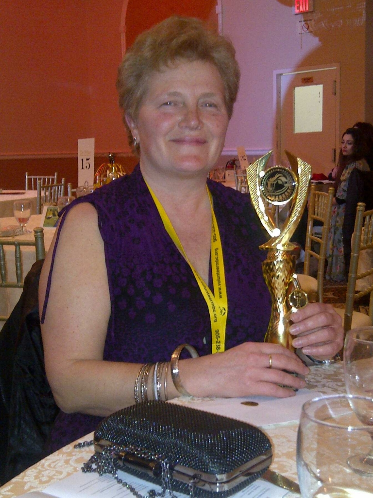 Leaders in the Community - Our Volunteer Coordinator, Karmela Buzdon was recognized by Volunteer MBC as 2018's Leader in Volunteer Engagement 🏆
