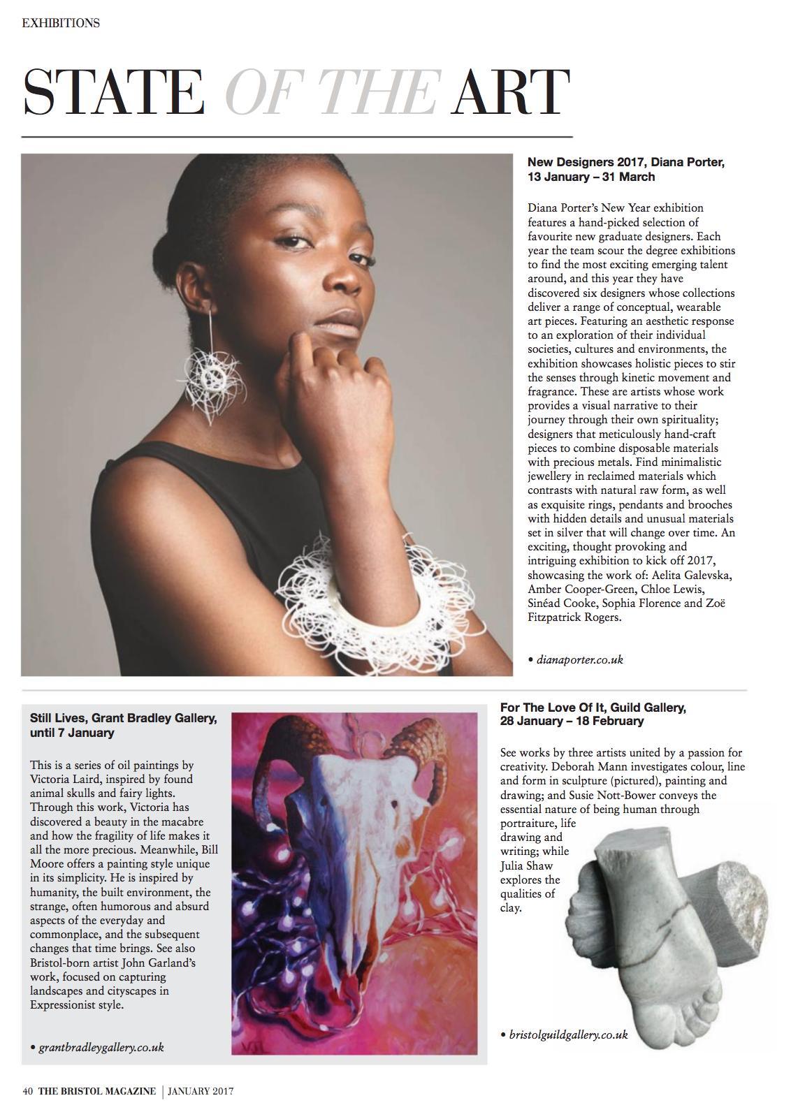 diana porter bristol magazine january 2017