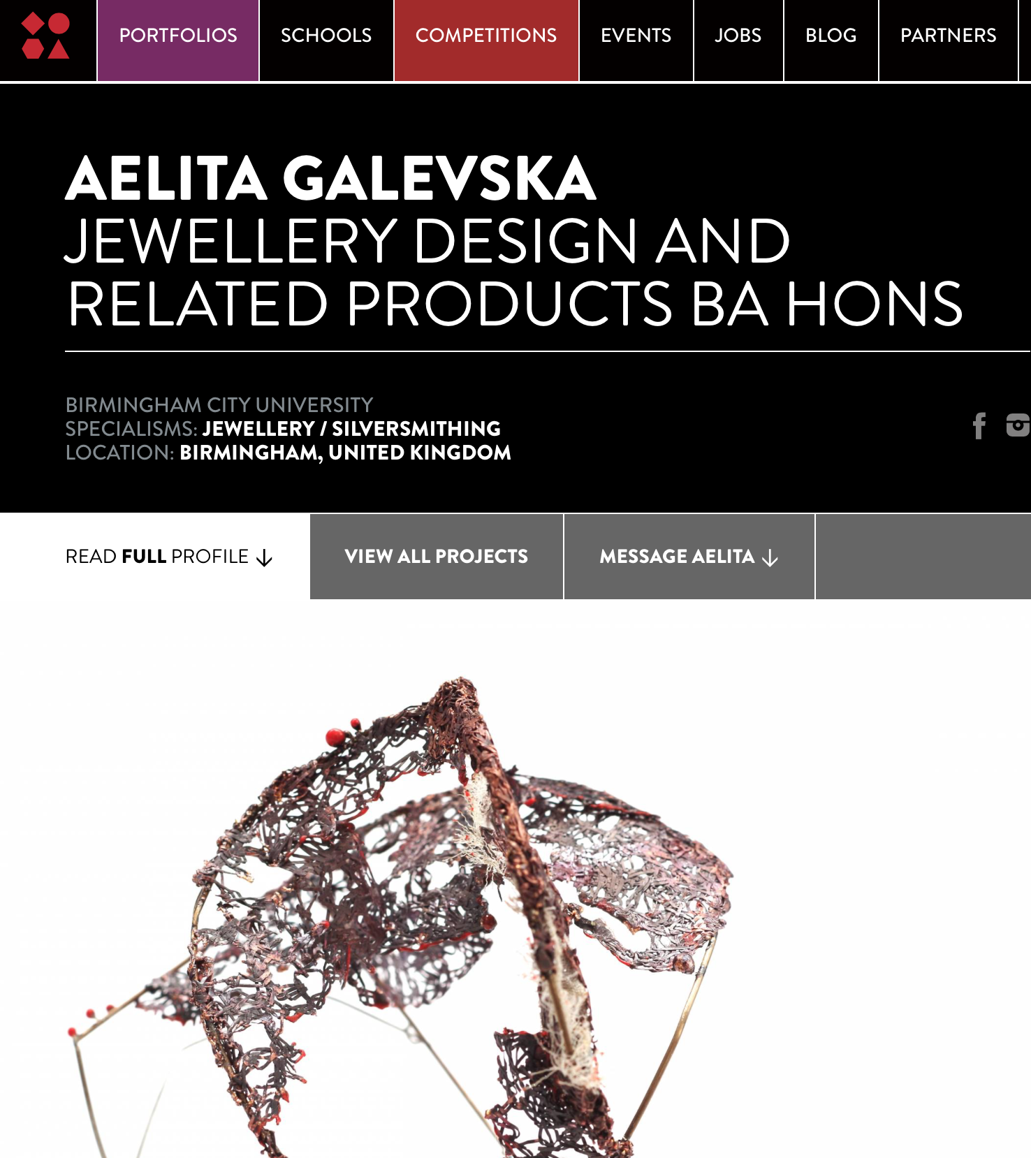 aelita jewellery