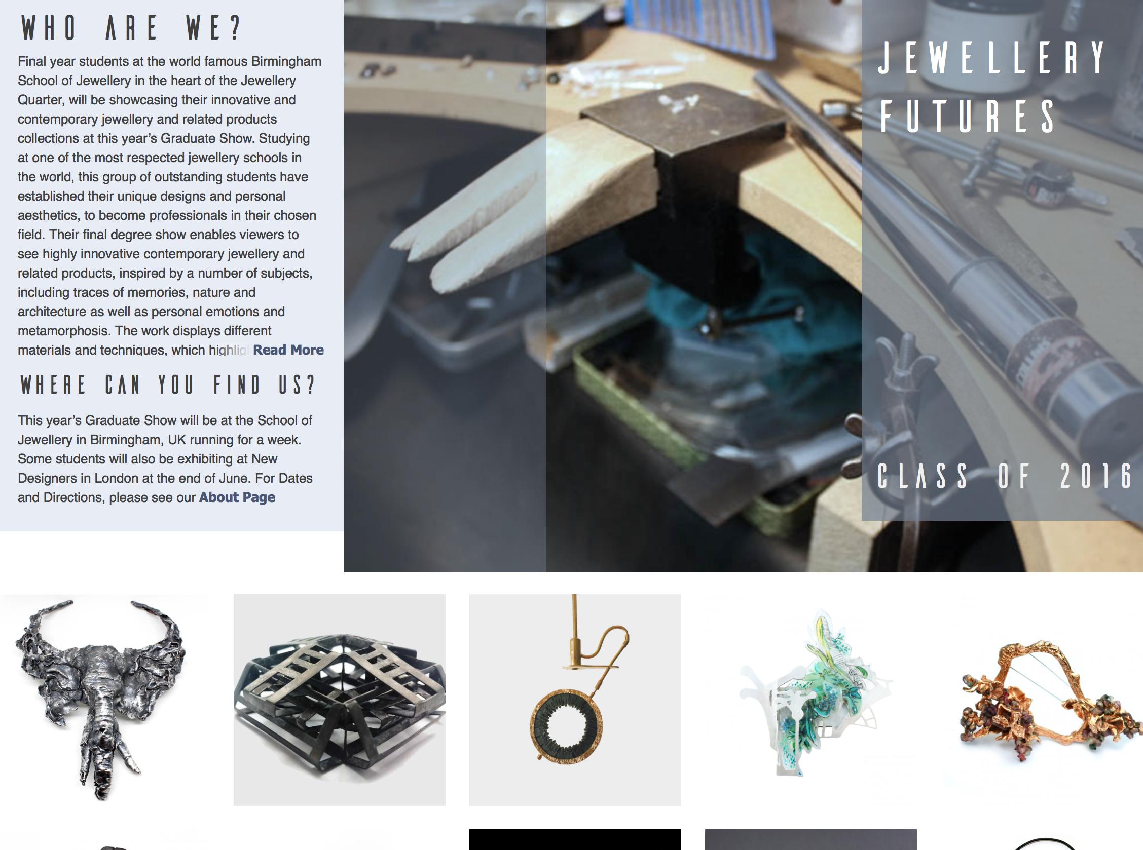 the jewellery futures