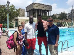 SO Coaching team in Cairo 2014