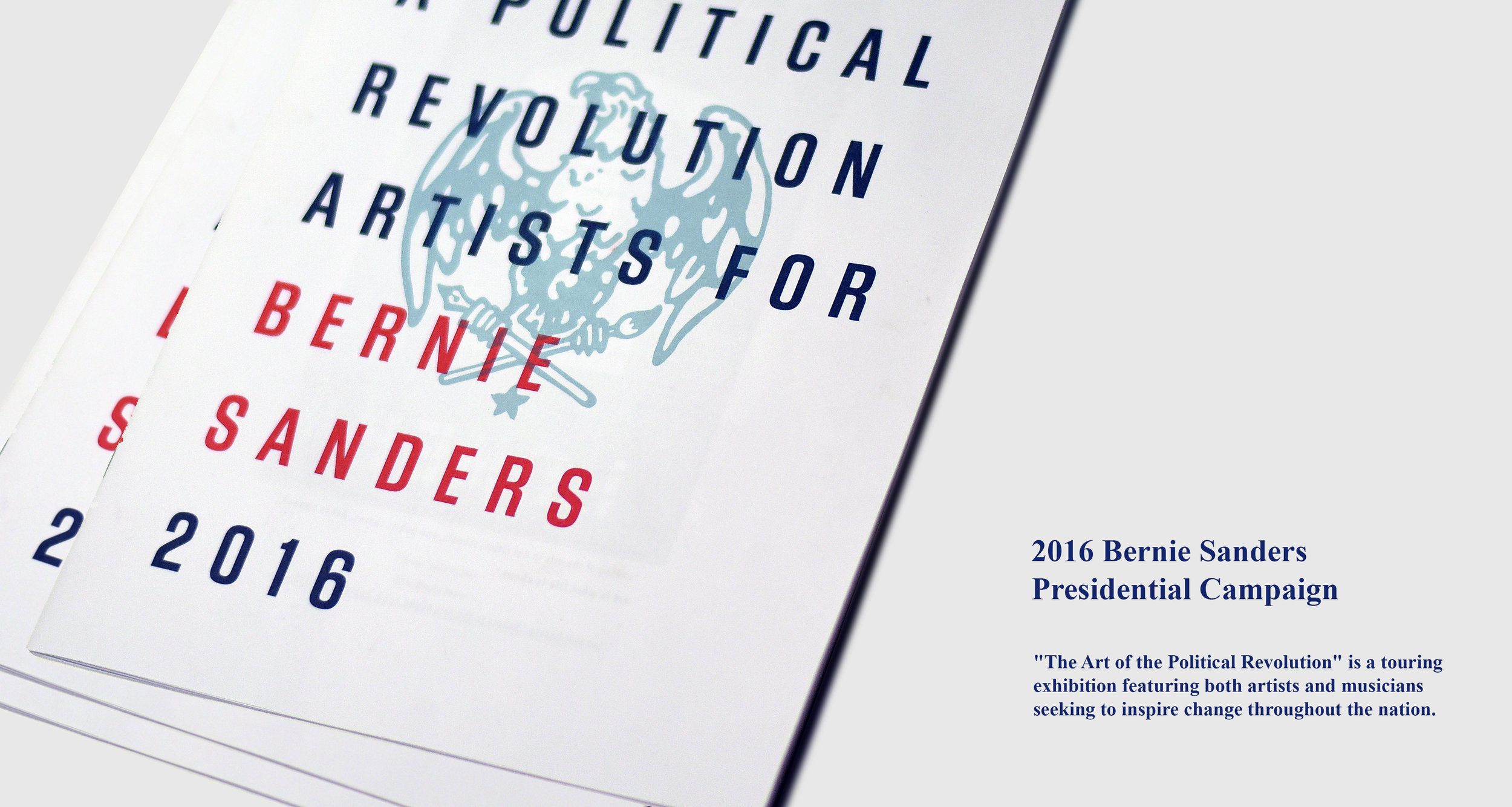 2016 BERNIE SANDERS PRESIDENTIAL CAMPAIGN