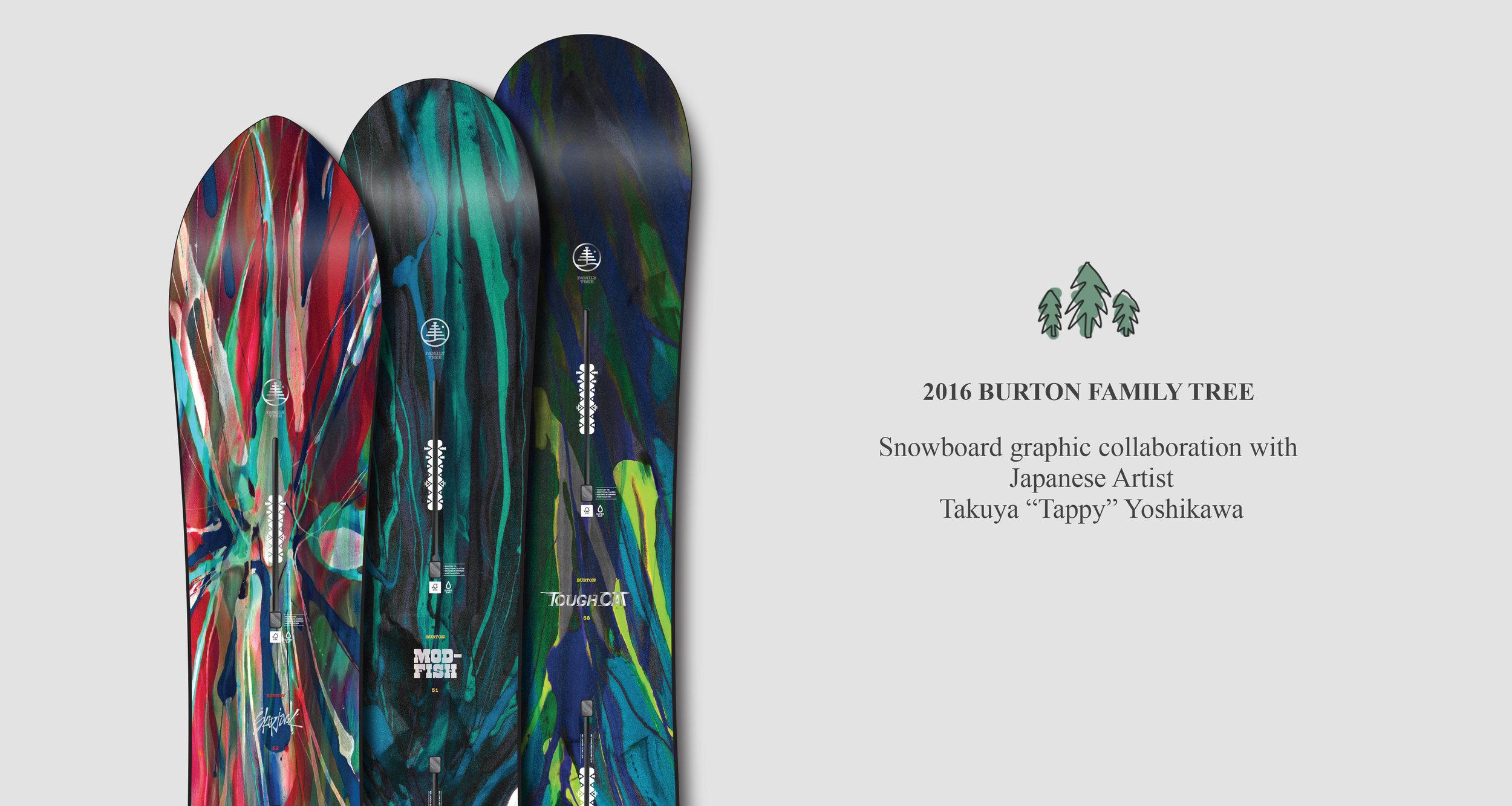 2016 BURTON FAMILY TREE