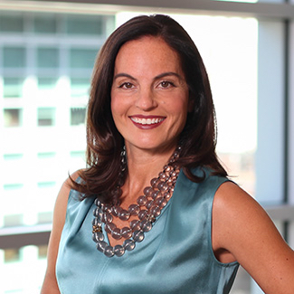 Catherine Zinn - Chief Client Officer at Orrick